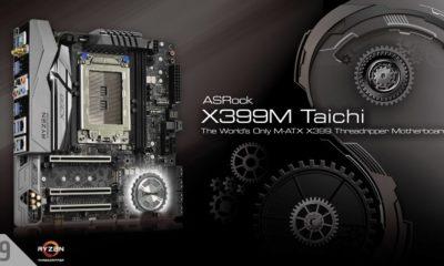 ASRock X399M Taichi, una placa base compacta de alto rendimiento 93