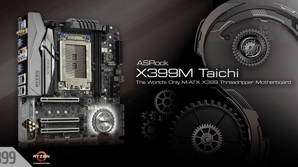 ASRock X399M Taichi, una placa base compacta de alto rendimiento 28