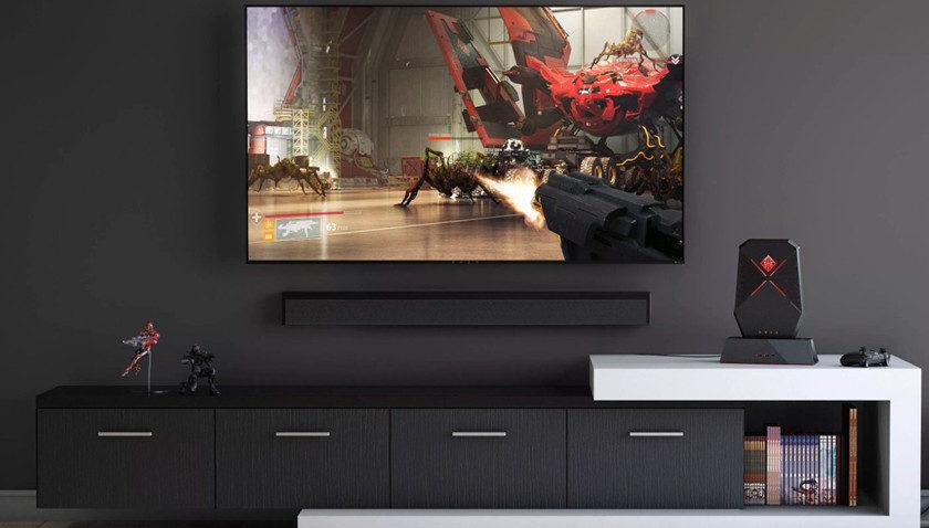 HP y Acer muestran las pantallas gigantes para el Big Format Gaming Displays de NVIDIA