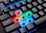 Nuevo teclado mecánico CORSAIR K68 RGB con certificación IP32 34
