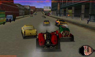 Consigue Carmageddon TDR 2000 gratis con Good Old Games 30