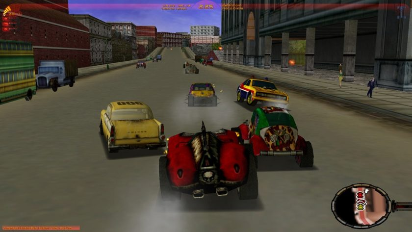 Consigue Carmageddon TDR 2000 gratis con Good Old Games