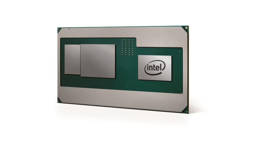 Intel lista el Core i7-8809G, un MCM con gráficos HD 630 y AMD Radeon RX Vega 32