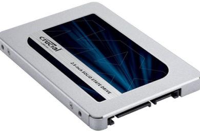 Crucial comercializa las SSD MX500