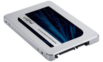 SSD MX500