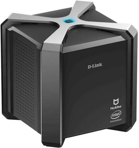 D-Link anuncia routers con WiFi AX y seguridad McAfee por hardware 42