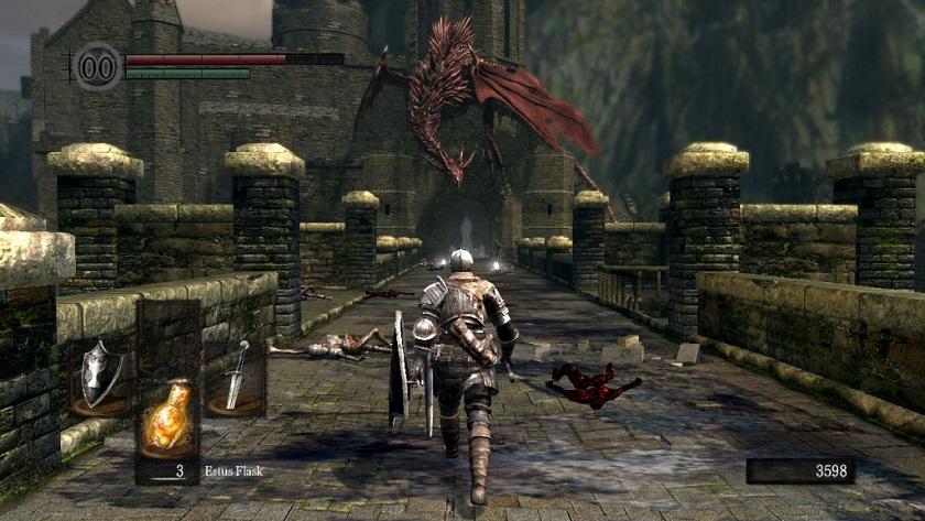 Dark Souls Remastered llegará a PC y consolas en mayo de este año 28