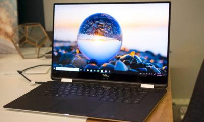 El Dell XPS 15 es un 2 en 1 con potencia gráfica suficiente para jugar