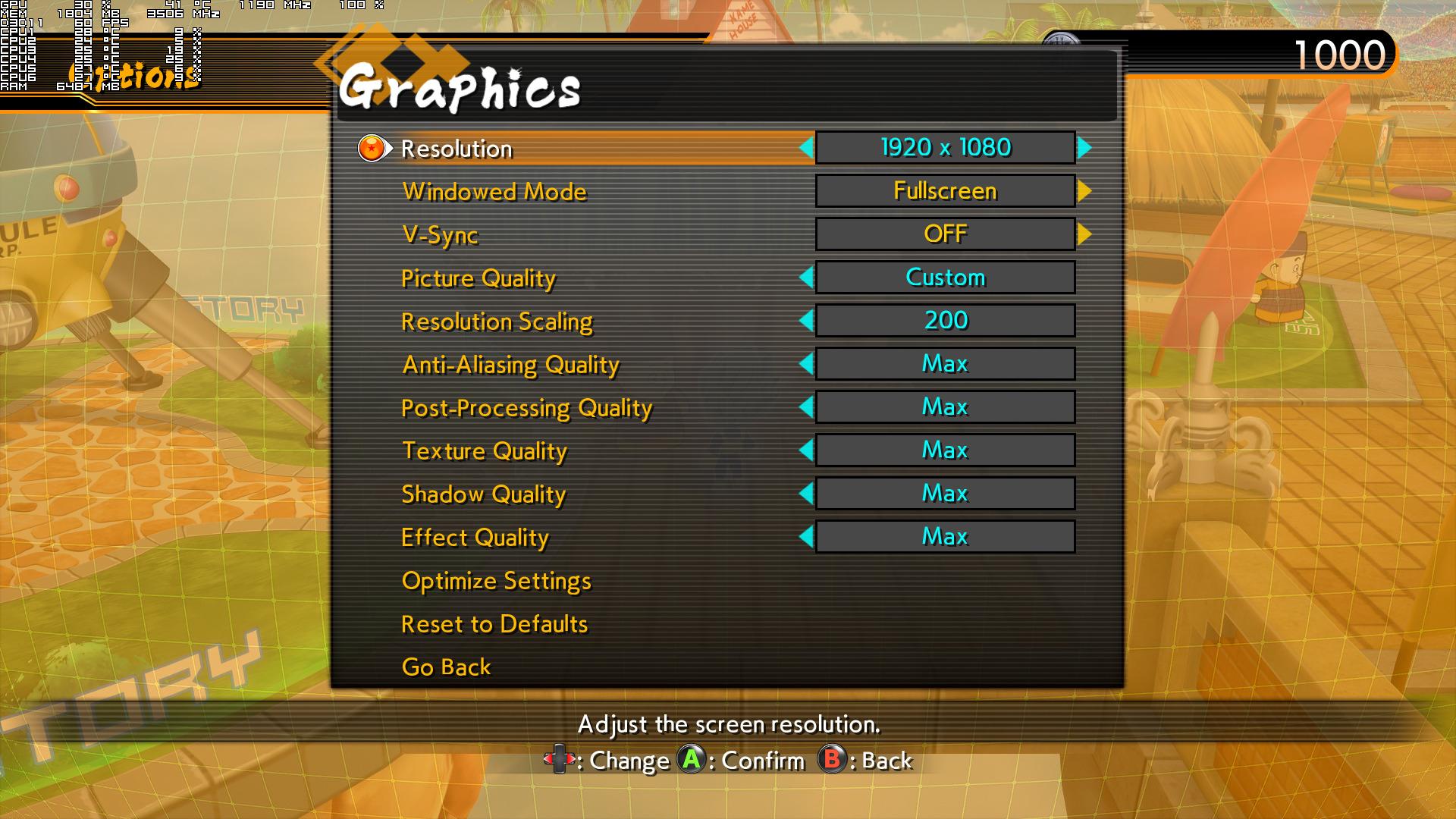 Dragon Ball FighterZ funciona de maravilla en PC, está bien optimizado 38