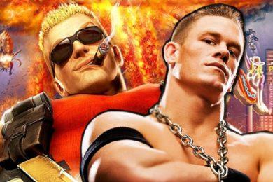 John Cena encarnará a Duke Nukem en una película dirigida por Michael Bay