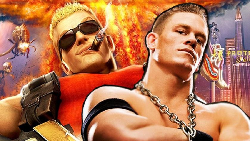 John Cena encarnará a Duke Nukem en una película dirigida por Michael Bay 28