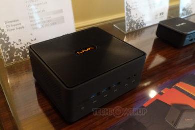 ECS estrena los procesadores Gemini Lake en mini-PCs LIVA