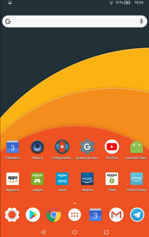 Desbloquea tu tablet Amazon Fire con servicios Google, apps