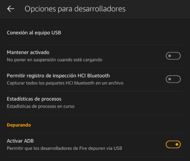 Desbloquea tu tablet Amazon Fire con servicios Google, apps y nuevo lanzador 32