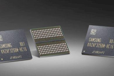 Samsung comienza la producción en masa de GDDR6