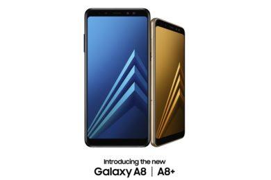 Samsung lanza en España el nuevo Galaxy A8 (2018)
