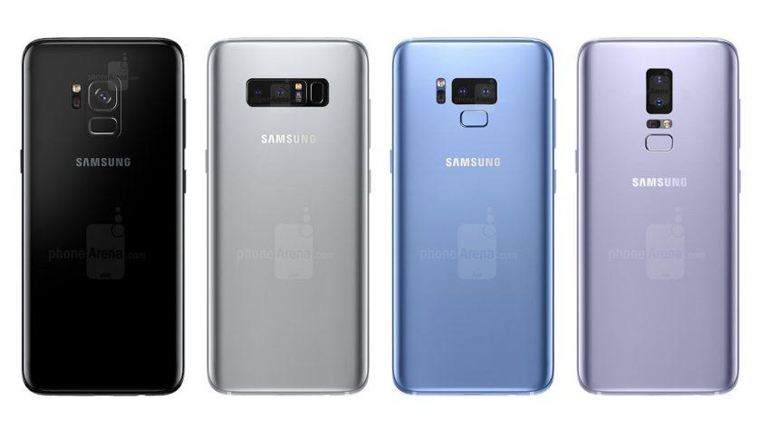 Samsung presentará el Galaxy S9 en el MWC de este año