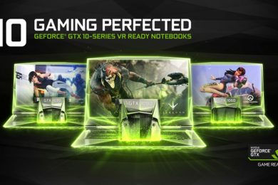 NVIDIA prepara una GeForce GTX 1050 Max-Q
