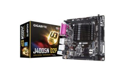 ASRock y GIGABYTE presentan nuevas placas con CPUs Gemini Lake de Intel 83