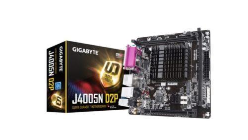 ASRock y GIGABYTE presentan nuevas placas con CPUs Gemini Lake de Intel