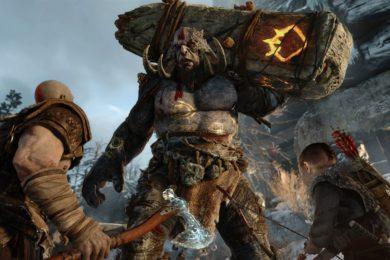God of War para PS4 llega el 20 de abril, no habrá downgrade