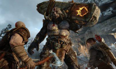 God of War para PS4 llega el 20 de abril, no habrá downgrade 53