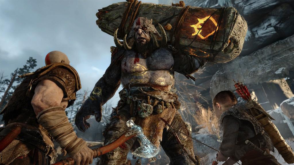 God of War para PS4 llega el 20 de abril, no habrá downgrade 28