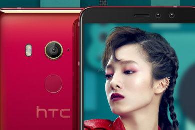 HTC U11 EYEs tiene dos 'ojos' para verte mejor y un precio excesivo