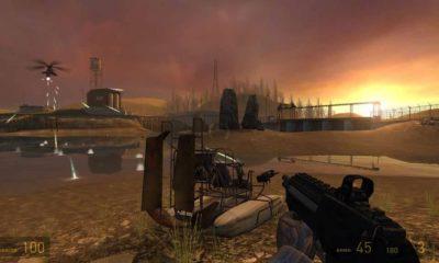 """Half Life 2 Classic; el arte del """"demake"""" tiene mucho encanto 43"""