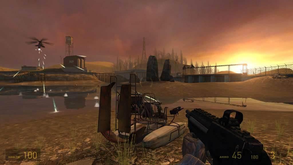 """Half Life 2 Classic; el arte del """"demake"""" tiene mucho encanto 28"""