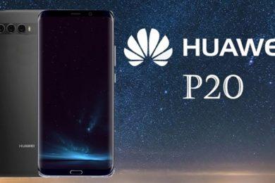 Prueba de rendimiento del Huawei P20, tendrá pantalla 18.7:9