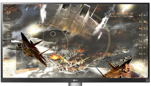 LG presenta monitor 4K para juegos con HDR y FreeSync