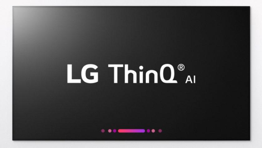 LG ThinQ: el control por voz dirá adiós al mando a distancia de televisores