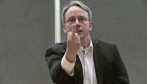 """Linus Torvalds: los parches contra Meltdown y Spectre son """"total y completa basura"""""""