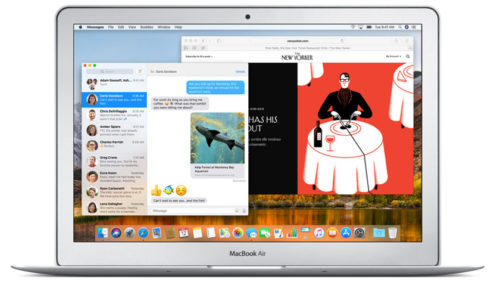 MacBook Air cumple 10 años sin futuro a la vista
