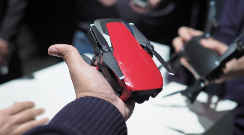 DJI presenta el Mavic Air ¡Para enamorarse de los drones! 29
