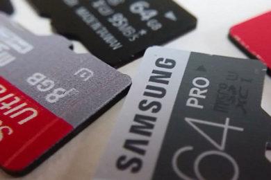 Guía MicroSD: todo lo que debes saber, modelos y precios (julio 2018)