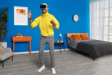 Lenovo Mirage Solo: las primeras gafas VR bajo Daydream totalmente autónomas