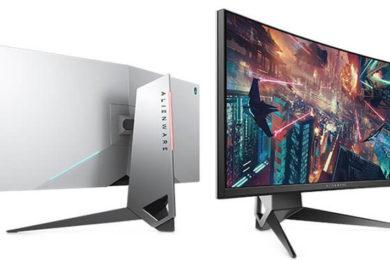 Alienware comercializa monitor para juegos de 34″ y 160 Hz