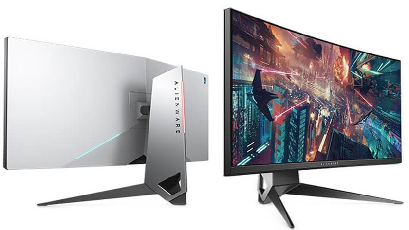 Alienware monitor