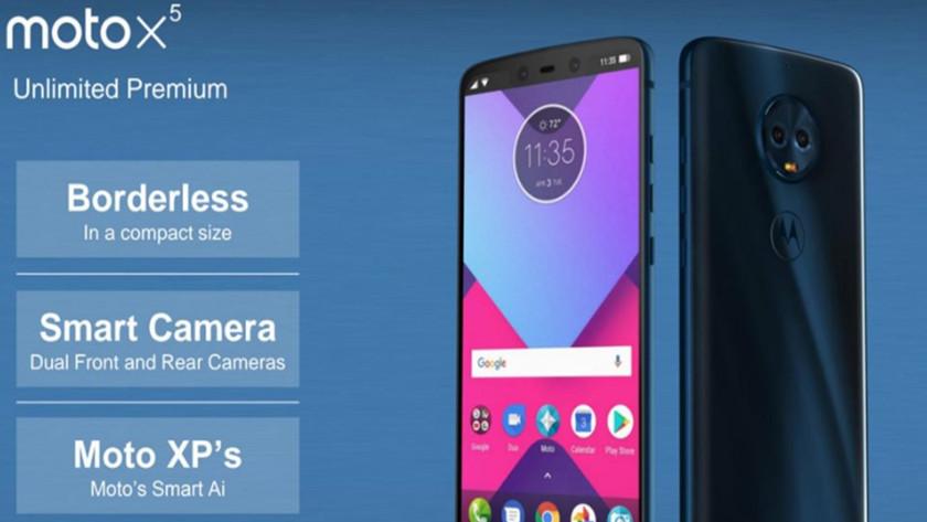 smartphones Motorola para 2018