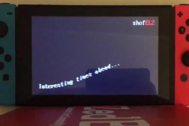 Nintendo Switch hackeada: el homebrew es inminente