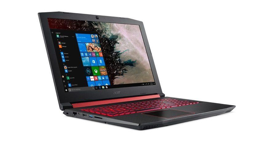 Acer renueva el Nitro 5, un portátil gaming económico con Radeon RX 560