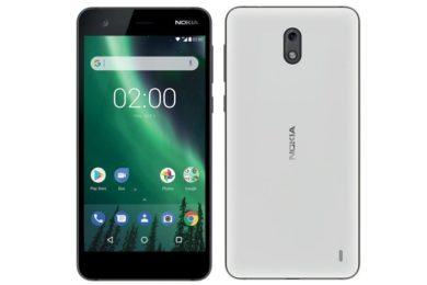 Filtradas imágenes del Nokia 1, un gama baja con Android Go