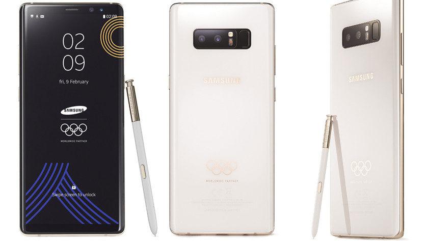 Samsung presenta nuevo Galaxy Note 8, pero no podrás comprarlo