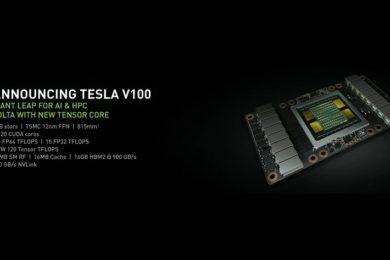 NVIDIA prepara una Quadro GV100 basada en la arquitectura Volta