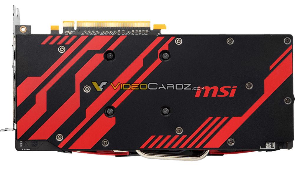 MSI prepara nuevas tarjetas gráficas Radeon RX 500 Armor MK2 31