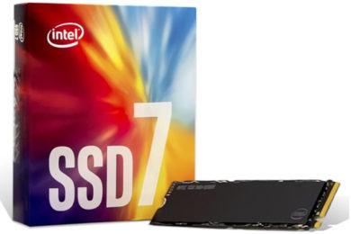 Intel SSD 760p: gran rendimiento a precio muy competitivo