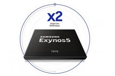 Nuevo SoC Exynos 7872, un gama media interesante