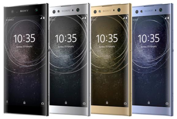 Filtrados los Sony Xperia XA2, XA2 Ultra y L2; imágenes y especificaciones 33